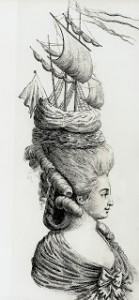 Pouf a la Belle Poule, Public Domain