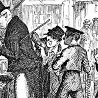 Pickpockets and Pickpocketing in the 1700 and 1800s