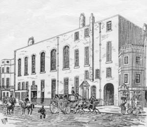 Almack's, Public Domain