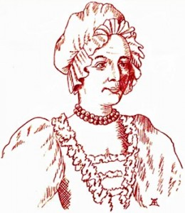 Mrs. Teresa Cornelys, Author's Collection