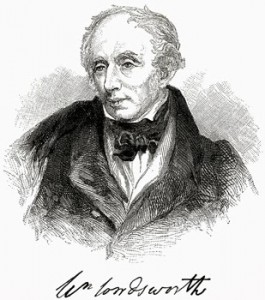 William Wordsworth, Author's Collection