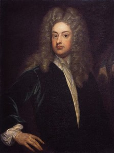 Joseph Addison, Courtesy of Wikipedia