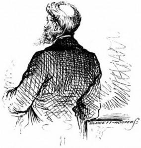 Balding Man, Public Domain