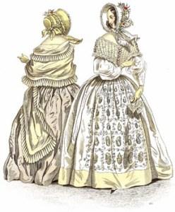 Handkerchiefs and Flirting Language - The Handkerchief of the 1800s