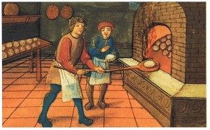 A Baker and His Apprentice, Courtesy of Wikipedia
