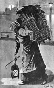 The Chiffonnier, Public Domain
