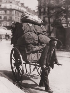 A Parisian Rag-and-bone Man in 1899, Courtesy of Wikipedia