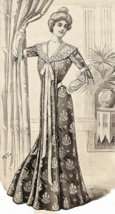 Tea-Gowns 1900