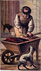 Cats' Meat Seller, Author's Collection