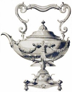 Afternoon Tea: Tea Kettle, Courtesy of New York Public Library