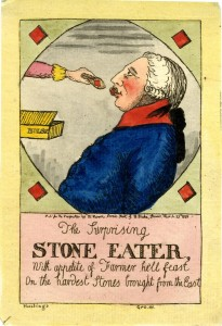 The Surprising Stone Eaters, Courtesy of the British Museum