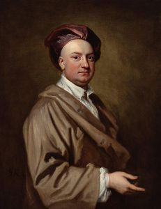 Kit-Cat or Kit-Kat Club: Jacob Tonson by Sir Godfrey Kneller