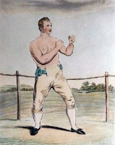 Tom Cribb the Bareknuckle Boxer - Tox Cribb