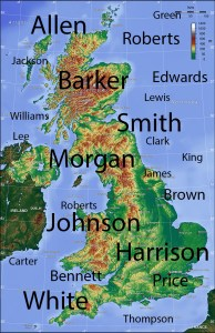 Victorian Surnames