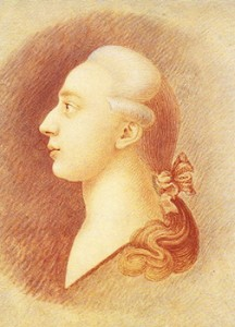 Giacomo Casanova, Courtesy of Wikipedia