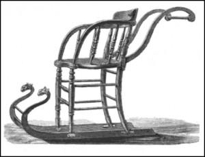 Skating Chair, Public Domain