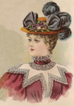 Young Ladies' Hat, Author's Collection