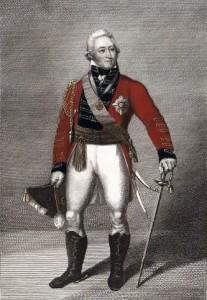Sir John Coape Sherbrooke, Author's Collection
