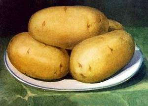 Potatoes, Author's Collection