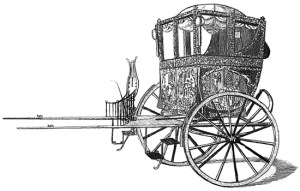 """John Joseph Merlin - """"Unrivalled Mechanical Chariot"""""""