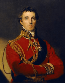 Kitty Pakenham - her husband Arthur Wellesley