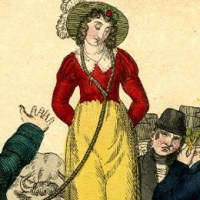 Wife Selling in the 1700s and 1800s