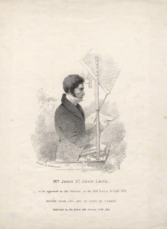 John St. John Long