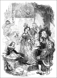 A Group of Snuff Takers, Public Domain