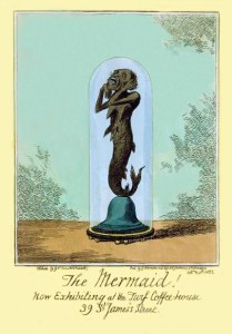 Mermaid, Courtesy of British Museum