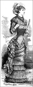 1881 Costume, Author's Collection