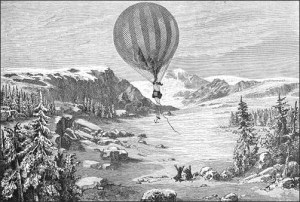 Ville d'Orléans, the Mail Balloon of the Franco-Prussian War