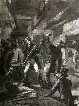 Cato Street Arrests, Public Domain