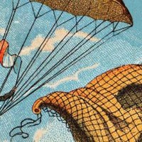 André-Jacques Garnerin and His Parachute
