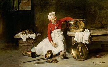 Kitchens - Kitchen Boy, Courtesy of Wikipedia