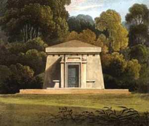 Example of Ice House of 1818, Author's Collection