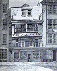 Mrs. Salmon's Waxworks, Public Domain