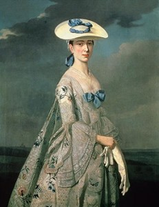 Woman Wearing a Bergère Hat, Courtesy of Wikipedia