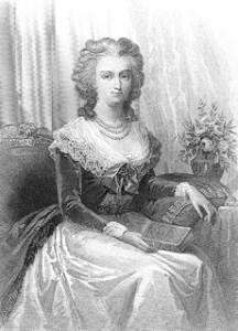 Princesse de Lamballe's travels - Marie Antoinette