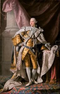 George III, Courtesy of Wikipedia