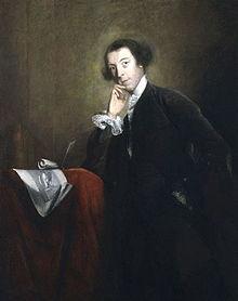Horace Walpole, Courtesy of Wikipedia