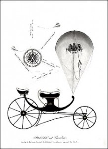 The Kite-Carriage or Charvolant