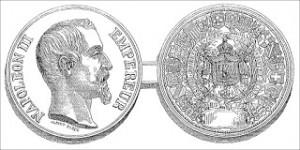 Medal, Public Domain