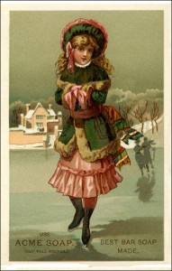 Victorian Skater, Author's Collection
