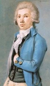 French Revolution - last words of Antoine Barnave