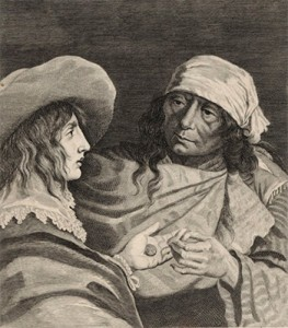 Parisian Fortune-Tellers, Courtesy of Bibliothèque nationale de France