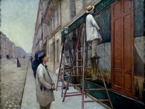 Parisian painters