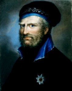 Duke of Brunswick - his father