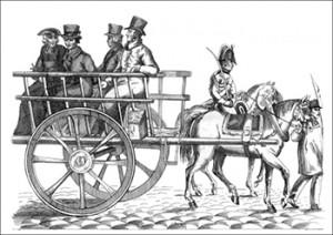 Louis Pierre Louvel Heading to the Place de Greve, Courtesy of Bibliothèque nationale de France