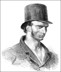 Duke of Berry's killer Louis Pierre Louvel