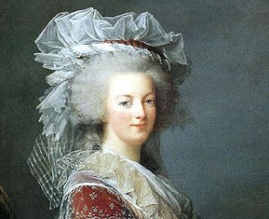 Marie Antoinette, Courtesy of Wikipedia